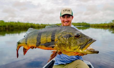 Lawson Lindsey – Catching the Amazon Monster Fish