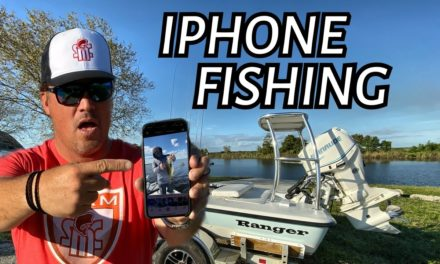 Scott Martin Pro Tips – Finding Awesome Fishing Spots with my PHONE – Very Cool!!