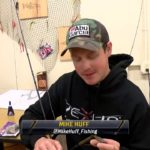 Bassmaster – Mike Huff's unique pegging approach for flipping bushes