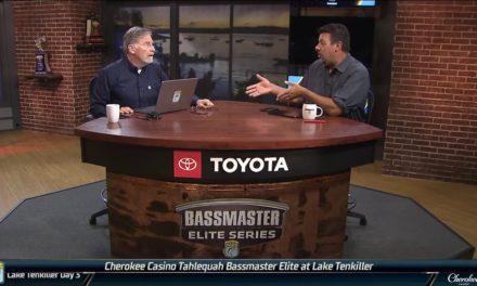 Bassmaster – 2019 Bassmaster LIVE at Lake Tenkiller – Sunday