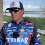 Bassmaster – Day 1 Interviews with top pros at Kissimmee Chain