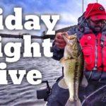 FlukeMaster – Friday Night Live – Let's talk Late Winter Fishing