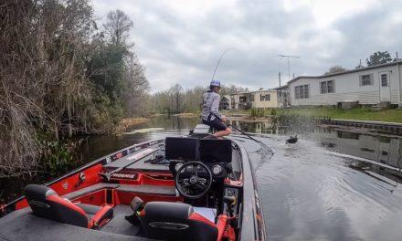 Big Florida Bass for Hall, Cox and Luzak