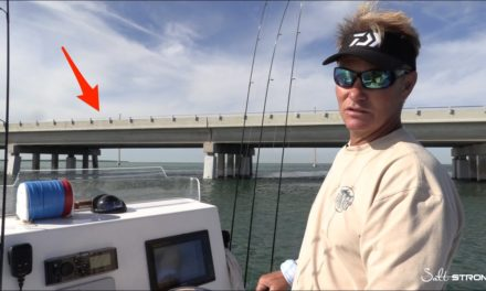 Salt Strong | – Don't Do THIS When Running Your Boat Under A Bridge!