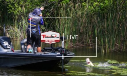 FLW Live Coverage | Harris Chain | Day 3