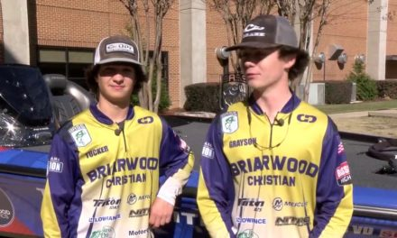 Bassmaster – High School pep rally with Academy Sports @Academy Sports + Outdoors
