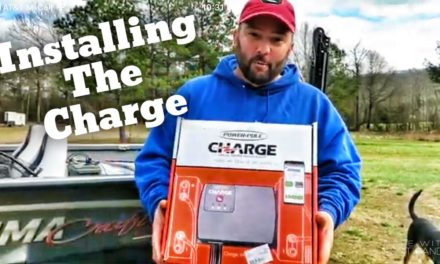 FlukeMaster – How to Install the Power Pole Charge