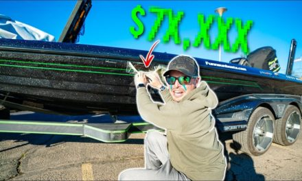 Lunkers TV – Revealing My Destroyed Boat – Expensive Mistake