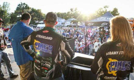Tackle Warehouse Pro Circuit | Harris Chain | Winning Moment