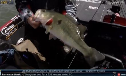 Bassmaster – Big Catches from the field of pursuers trying to win the Bassmaster Classic