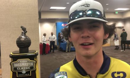 Bassmaster – High School champs go to the Classic