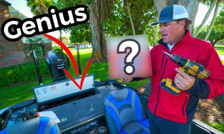 Scott Martin Pro Tips – I Put This in my NEW BOAT!