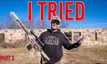 Lunkers TV – I Tried..