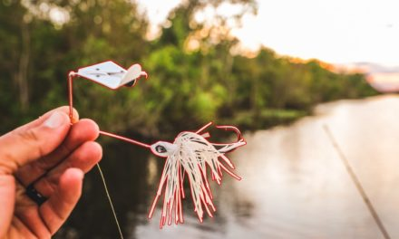 Lawson Lindsey – Insane Topwater Bite Fishing Secret Backwater