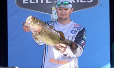 Bassmaster – On the Water with Kyle Welcher