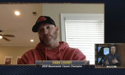 Bassmaster – Post-Classic conversation with the Champion Hank Cherry