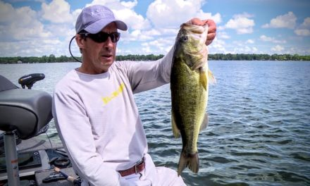 Junk Fishing Bass – Angling Edge TV