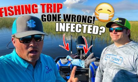 Scott Martin Pro Tips – Hope it's just the FLU! – Fishing Trip Took a Turn!