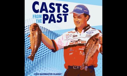 Bassmaster – Casts from the Past: Jay Yelas' Bassmaster Classic win in 2002