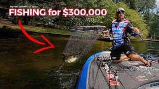 Scott Martin Pro Tips – Trying to Net $300,000 of BASS – FWC Final