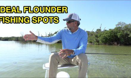 Salt Strong | – Flounder Fishing: Ideal Flounder Spots (With Capt. C.A. Richardson)