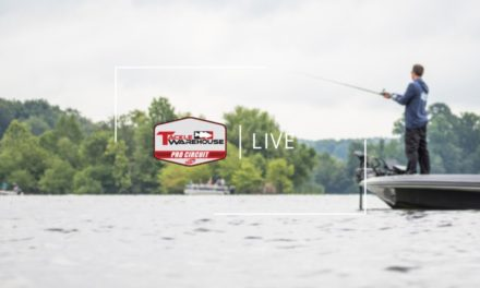 FLW Live Coverage | Lake Chickamauga | Day 4