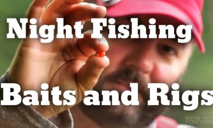 FlukeMaster – Lures for Night Fishing – Bass Fishing – Tackle Tuesday