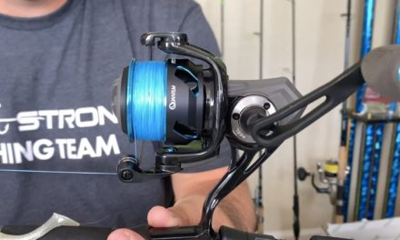 Salt Strong | – Quantum Smoke S3 Fishing Reel Review & Unboxing