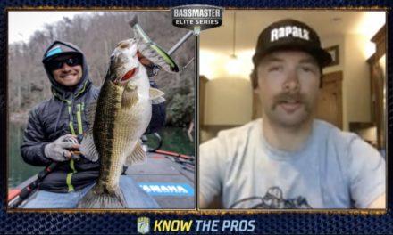 Bassmaster – Know the Pros: Brandon Palaniuk