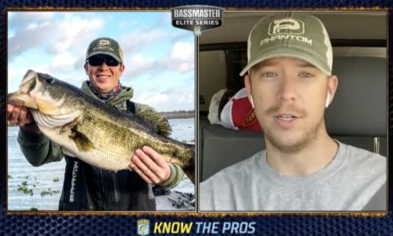 Bassmaster – Know the Pros: Patrick Walters