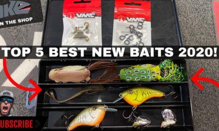 Mike Iaconelli Secret Tips & Tactics – Top 5 Best New Baits 2020!