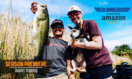 Bassmaster – Zaldaingerous presented by Amazon – Episode 1 – Desert Tripping