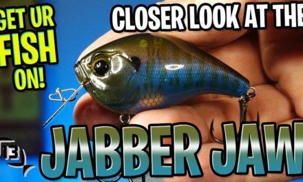 13 Fishing Jabber Jaw – New Fishing Crankbait 2020 – Closer Look Video