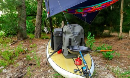 Lawson Lindsey – 24 Hours Solo Fishing and Camping With No Food by Paddleboard