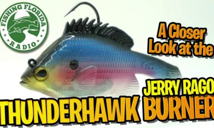 A Closer Look at the Thunderhawk Lures BURNER BREAM by Jerry Rago