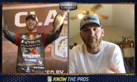 Bassmaster – Know the Pros: Caleb Sumrall