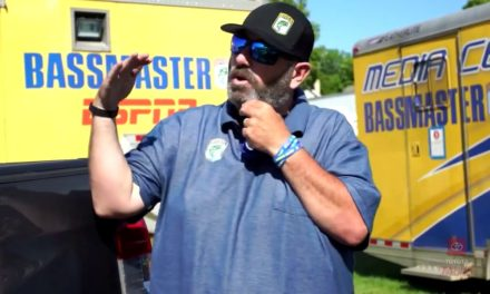 Bassmaster – Mueller talks personal best in this Toyota Talks.
