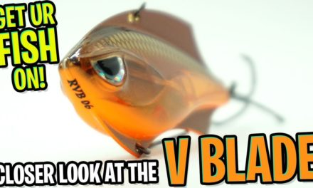 Rapala V Blade Lipless Crankbait – New Bass Fishing Tackle Review 2020