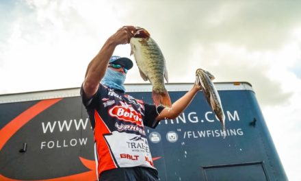 Tackle Warehouse Pro Circuit Super Tournament Lake Erie Day 1 Weigh-in