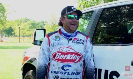 Bassmaster – Toyota Talks with John Cox at Lake St. Clair