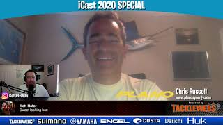 iCast 2020 New Products Showcase with Chris Russell of Plano