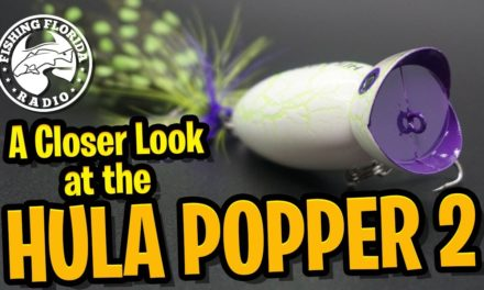 A Closer Look at the Arbogast Hula Popper 2 – Topwater Largemouth Bass Fishing Lure