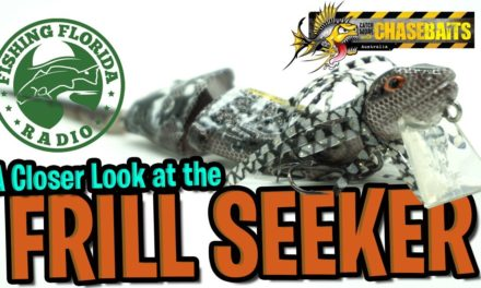 A Closer Look at the Chasebaits Frill Seeker – Topwater Wakebait Fishing Lure