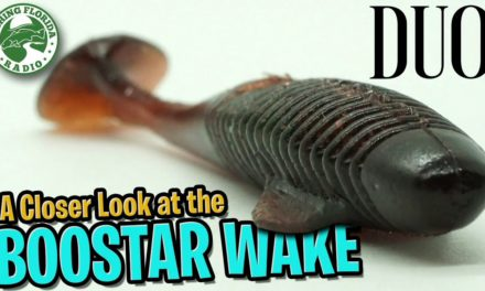 A Closer Look at the DUO INTERNATIONAL REALIS BOOSTAR WAKE SWIM BAIT