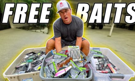 Scott Martin Pro Tips – Giving 200lbs Of My Fishing Tackle to YOU!