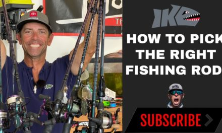 Mike Iaconelli Secret Tips & Tactics – How to Pick the Right Fishing Rod!