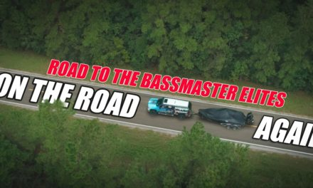 Scott Martin Pro Tips – Making a SPECIAL Stop on our Way to Sam Rayburn – Bassmaster Opens #3 Travel