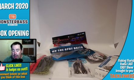 March 2020 Monsterbass Subscription Box Unboxing – What's Inside? Is it Worth the Money?
