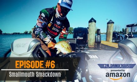 Bassmaster – Zaldaingerous presented by Amazon – Episode 6 – Smallmouth Smackdown