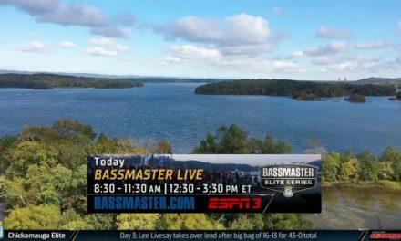 Bassmaster – 2020 Bassmaster Elite Series – Pre Show – Chickamauga Lake, TN – Day 4